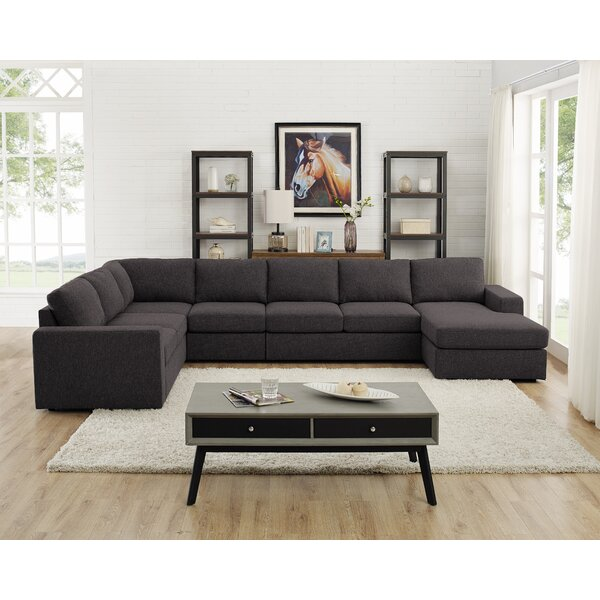 Gosnell Reversible Modular Sectional By Greyleigh Best Design