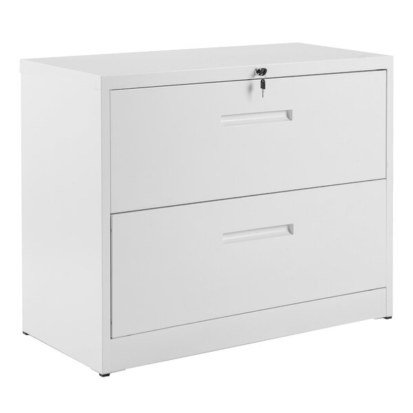 Crandall 2-Drawer Lateral Filing Cabinet