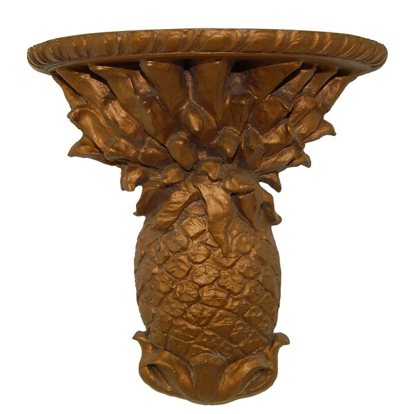 Pineapple Shelf Bracket by Hickory Manor House