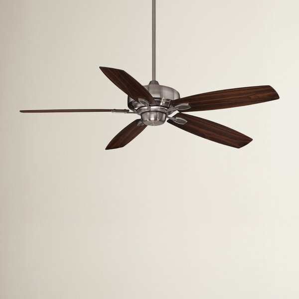 Forsyth 52 5-Blade Ceiling Fan by Three Posts