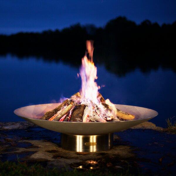 Bella Vita Fire Pit by Fire Pit Art