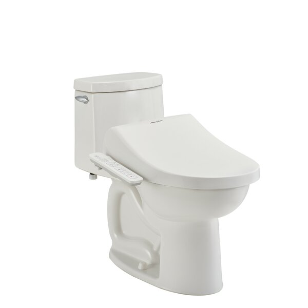 Advanced Clean AC 1.0 SpaLet Side Panel Operation Toilet Seat Bidet by American Standard
