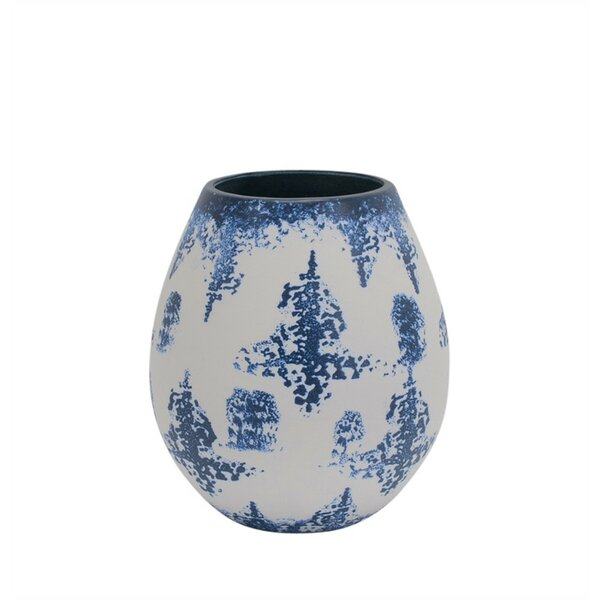 Palazzo Magnificent Decorative Table Vase by Canora Grey
