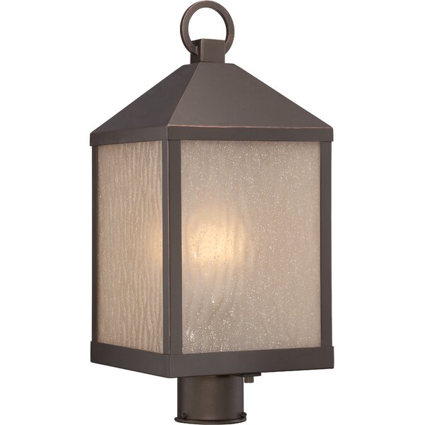 Cedar Outdoor 1-Light LED Lantern Head by Loon Peak