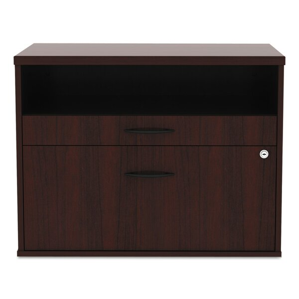 Tidore Low File Credenza Desk by Latitude Run