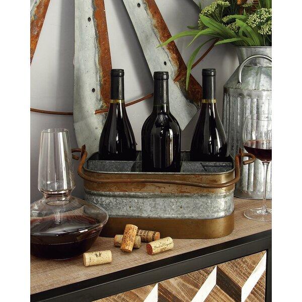 Craver 6 Bottle Tabletop Wine Bottle Rack by Gracie Oaks Gracie Oaks