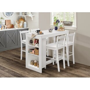 Buying Amandes Counter Height Dining Table ByAlcott Hill