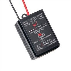 Class II Remoted 60W 12V Electronic Transformer by WAC Lighting