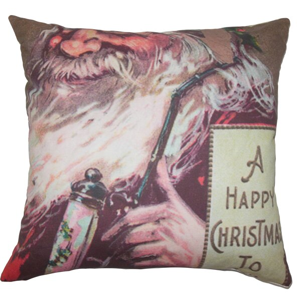 Noelle Holiday Floor Pillow by The Holiday Aisle