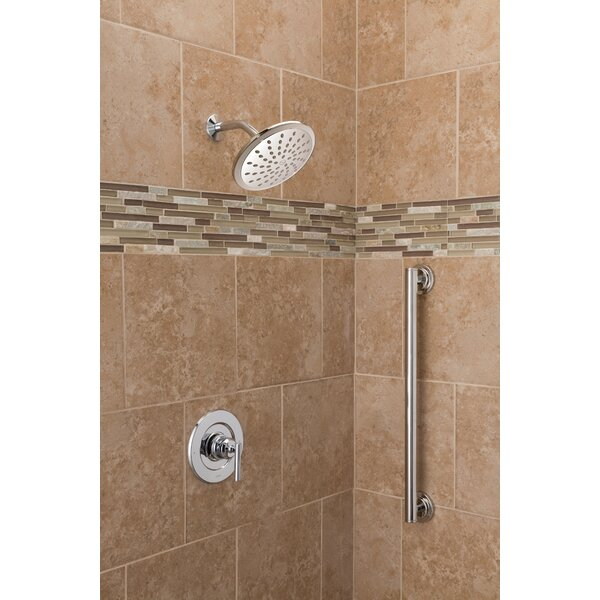 Gibson Pressure Balance Shower Faucet with Lever Handle by Moen