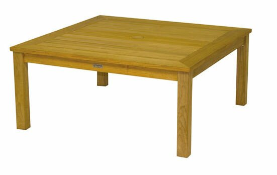 Newport Teak Coffee Table by Three Birds Casual