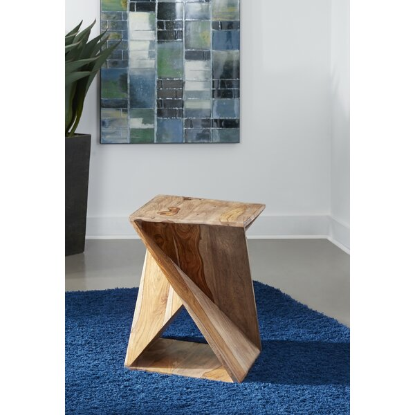 Ziegler End Table by Union Rustic Union Rustic