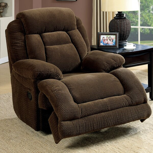 Lammers Manual Rocker Recliner By Darby Home Co