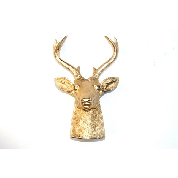 Luong Faux Taxidermy Table Top Deer Figurine by Union Rustic