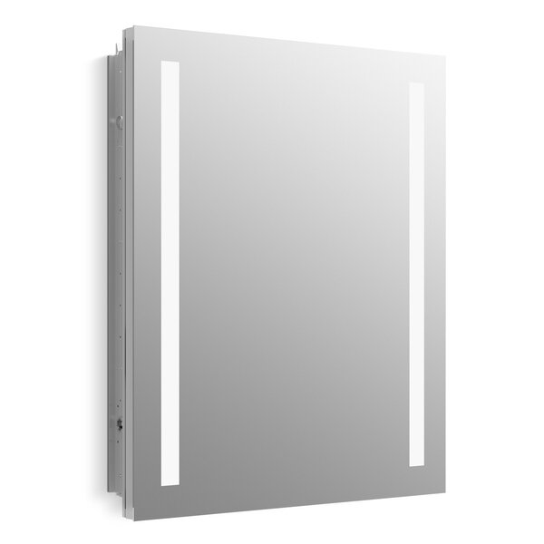 Verdera Lighted Medicine Cabinet, 24 W x 30 H with