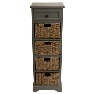 Ardina 1 Drawer Linen Tower