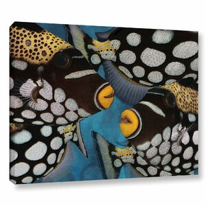 Clown Trigger Graphic Art on Wrapped Canvas by Latitude Run