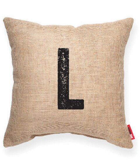 Domaine L Decorative Burlap Throw Pillow by Gracie Oaks