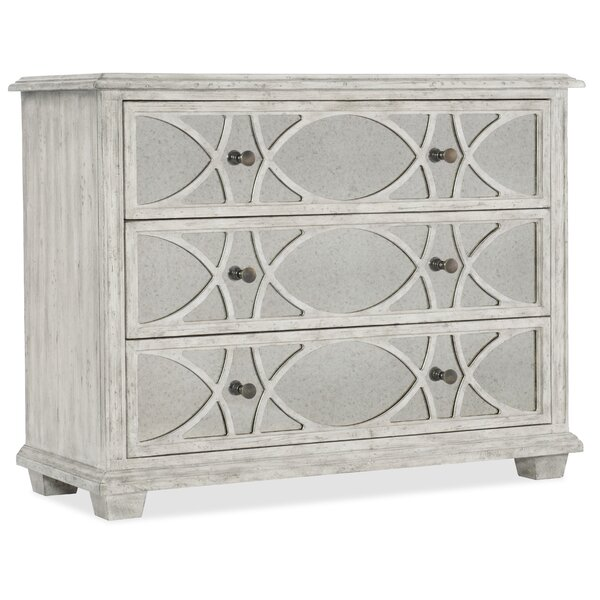 Boheme Duvel 3 Drawer Accent Chest by Hooker Furniture Hooker Furniture