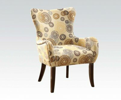 Rushmore Armchair by Ebern Designs