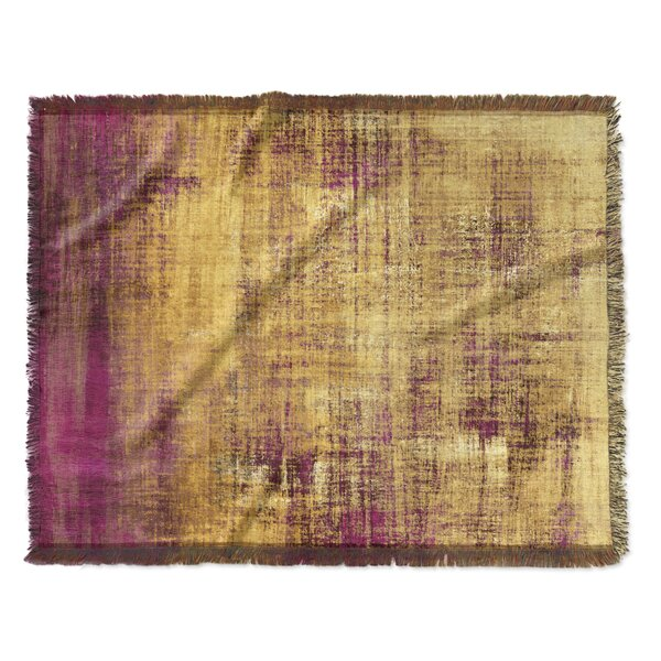 Egbert Woven Blanket by Bloomsbury Market