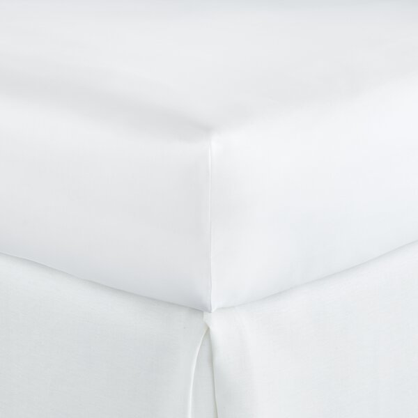 Virtuoso 600 Thread Count Cotton Fitted Sheet by Peacock Alley