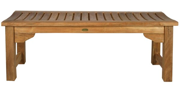 Santa Monica Teak Picnic Bench by Chic Teak