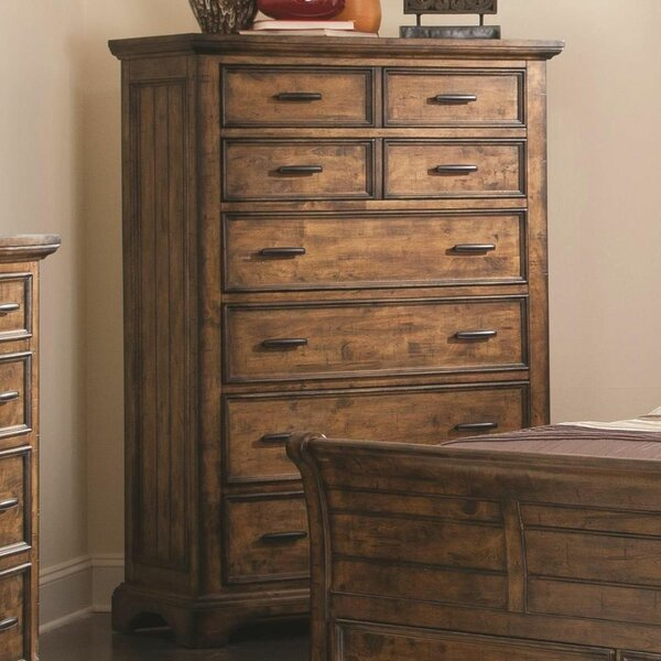 Wasola 6 Drawer Chest by Loon Peak