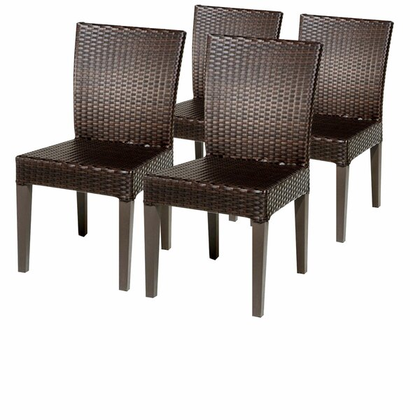 Medley Dining Chair (Set of 4) by Rosecliff Heights
