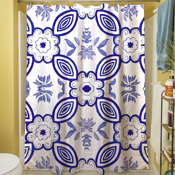 Atherstone I Shower Curtain by Red Barrel Studio