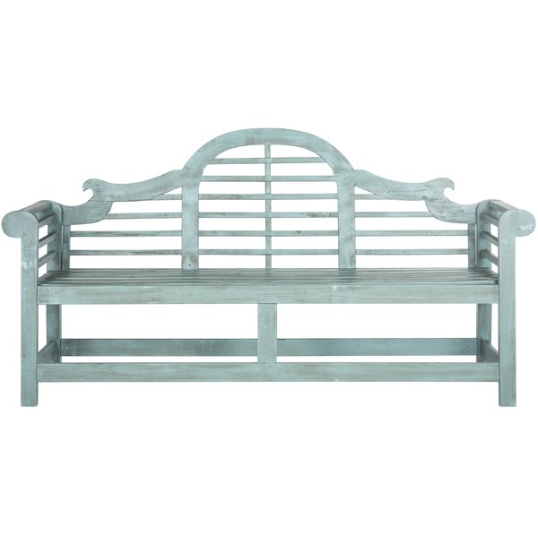 Ziemer Wooden Garden Bench by Birch Lane™ Heritage