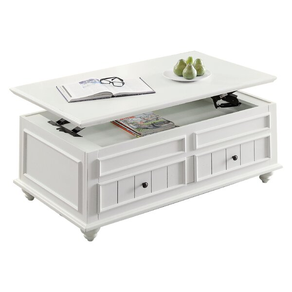 Naoma Coffee Table With Lift Top By Highland Dunes