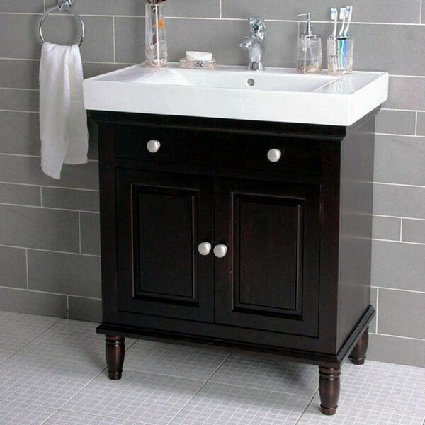 30 Single Bathroom Vanity Set by Lanza