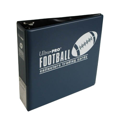 NFL Football Album in Blue by Ultra Pro