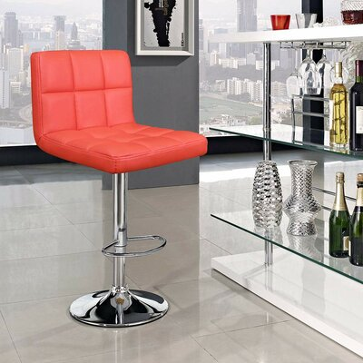 Red Bar Stools You Ll Love In 2020 Wayfair