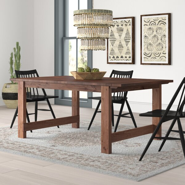 Trevion Trestle Extendable Dining Table by Mistana