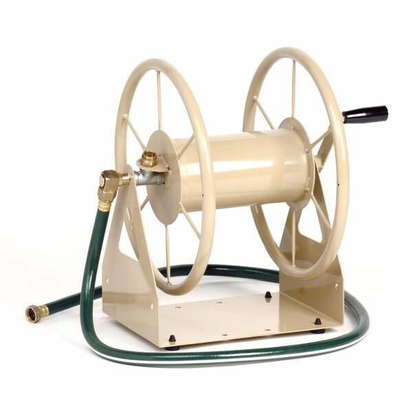 Steel Hose Reel by Liberty Garden