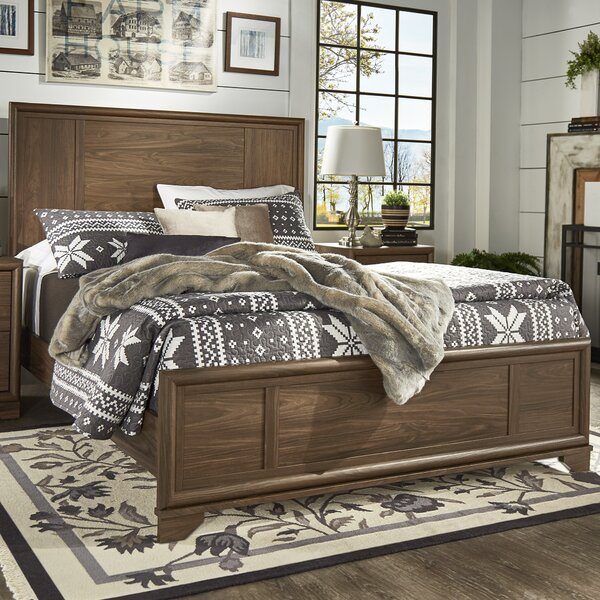 Downey Queen Standard Bed by Alcott Hill