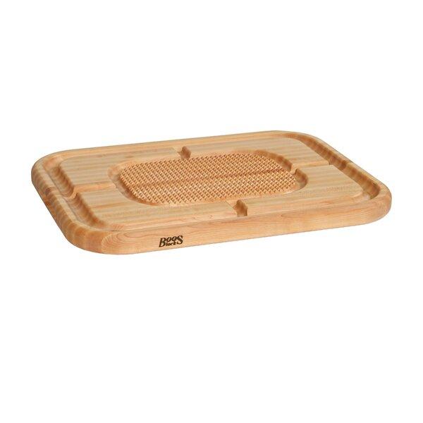 Wood Cutting Board by John Boos