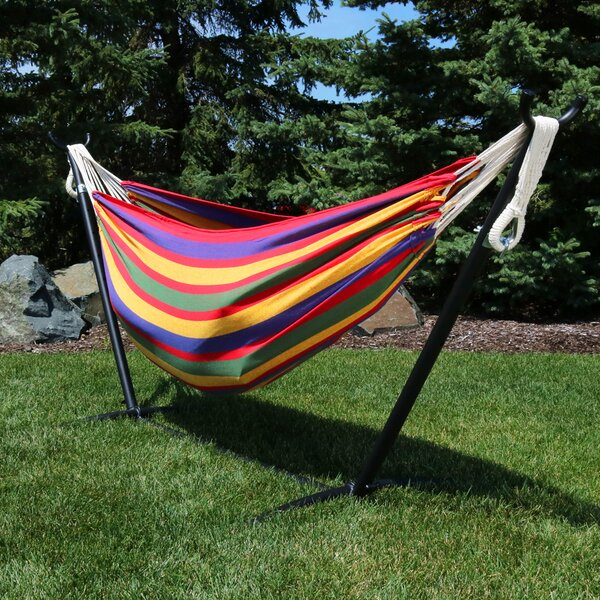 Rylie Classic Hammock With Stand By Freeport Park