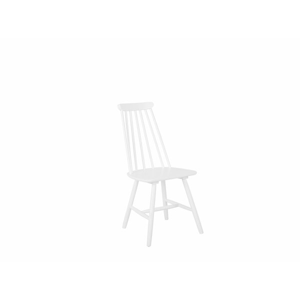 Wickham Solid Wood Dining Chair (Set of 2) by Gracie Oaks