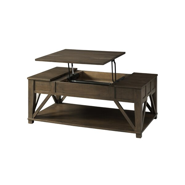 Asa Lift Top Coffee Table with Storage by Loon Peak