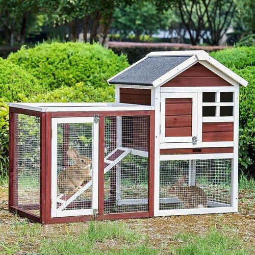 Kaninchenstall Chaidez mit Auslauf Archie & Oscar | Garten > Tiermöbel | Archie & Oscar