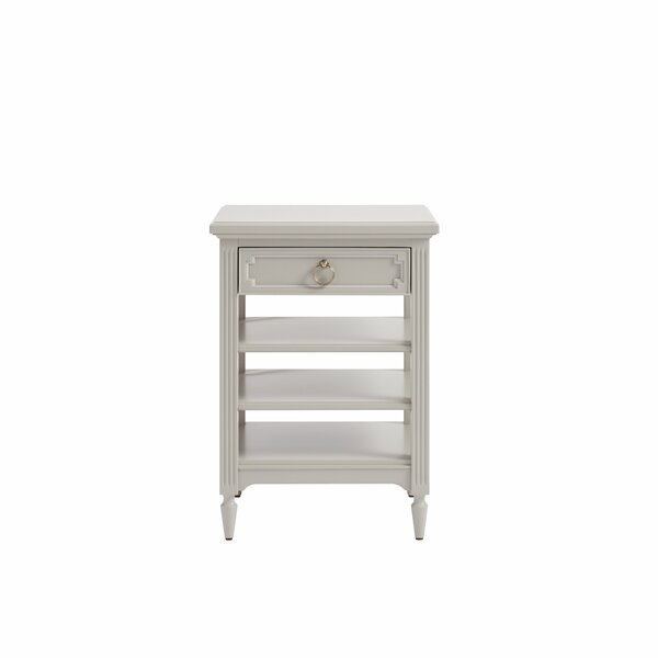 Clementine Court 1 Drawer Nightstand by Stone & Leigh™ Furniture