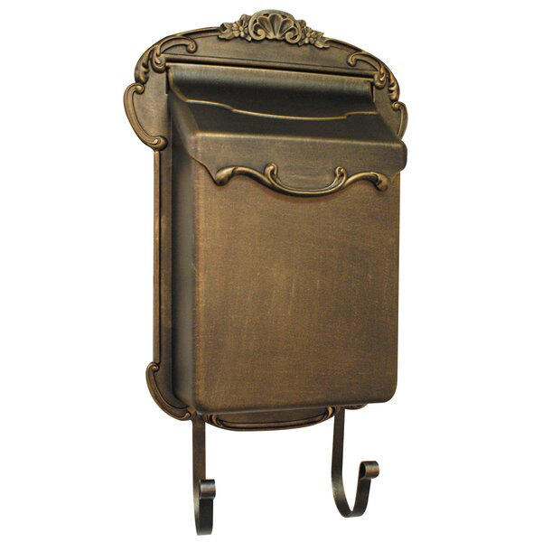 Victoria Wall Mounted Mailbox by Special Lite Products