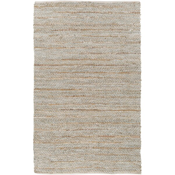 Onaway Hand-Woven Beige/Gold Area Rug by Laurel Foundry Modern Farmhouse