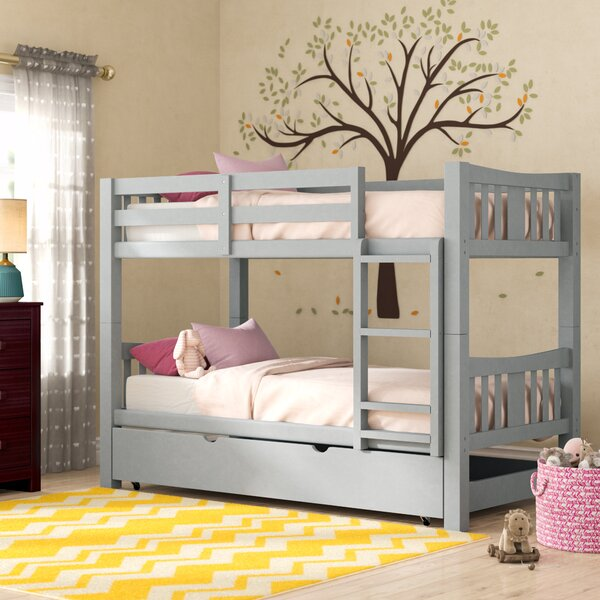 Dwayne Twin Bunk Bed by Viv + Rae