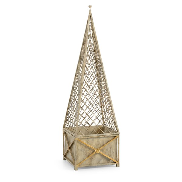 Country Club Obelisk Trellis by Chelsea House