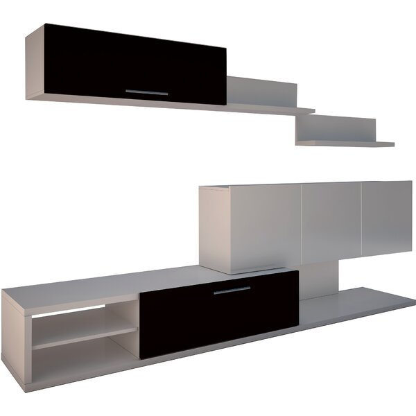 Dugas 102.4 Entertainment Center by Latitude Run