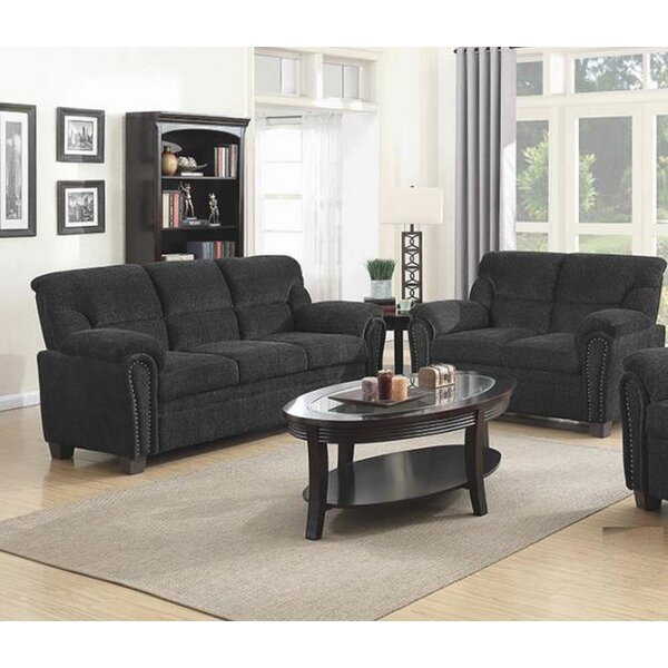 Moorhead 2 Piece Living Room Set by Red Barrel Studio